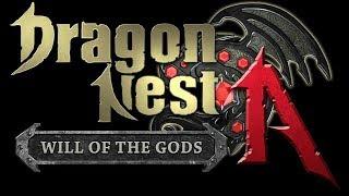 Как начать играть на Dragon Nest EU Часть 1