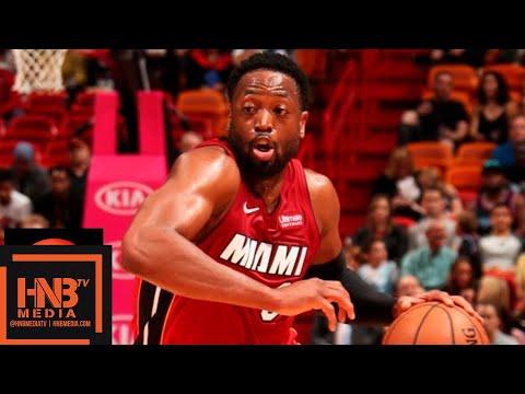 Miami Heat vs New Orleans Pelicans Full Game Highlights | 11.30.2018, NBA Season