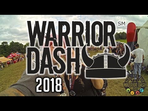Warrior Dash 2018 - Krazy Kimberlin