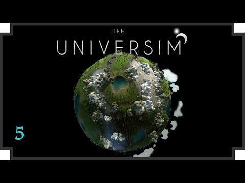 "The Universim - (ep 5) - ""Population Boom"""