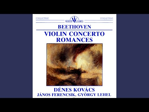 Romance in G Major for Violin and Orchestra, Op. 40