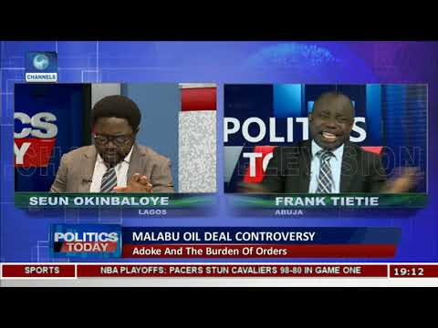 Malabu Oil Deal: The $1.1 Billion Messy Oil Bloc Arrangements Pt.2 |Politics Today|