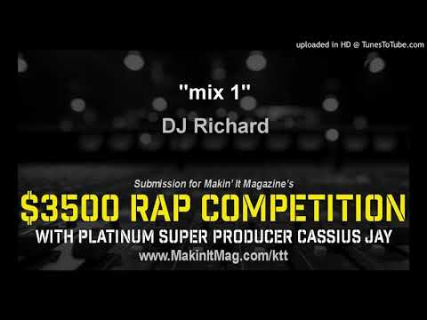 DJ Richard - mix 1