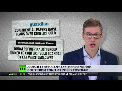 Whistleblower: Ernst & Young covered up Dubai firm's gold scam