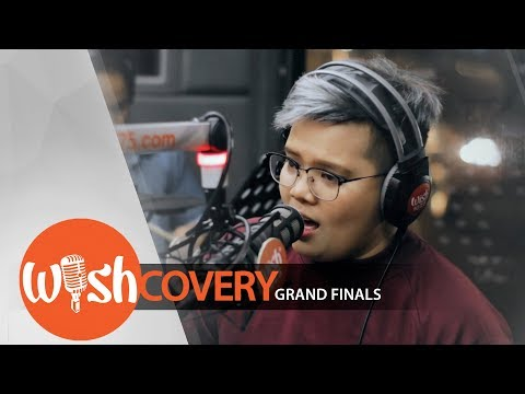 "WISHCOVERY (Grand Finals): Hacel Bartolome sings ""Sa Aking Puso"" LIVE on Wish 107.5 Bus"