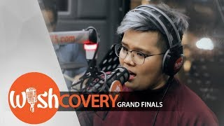 """WISHCOVERY (Grand Finals): Hacel Bartolome sings """"Sa Aking Puso"""" LIVE on Wish 107.5 Bus"""