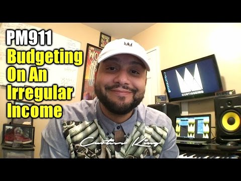 Music Producer Motivation 911 - How To Budget On An Irregular Income