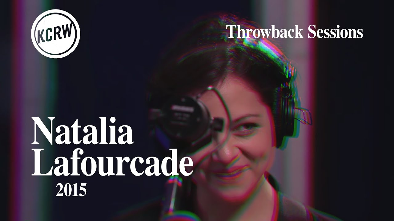 Download Natalia Lafourcade - Full Performance - Live on KCRW, 2015