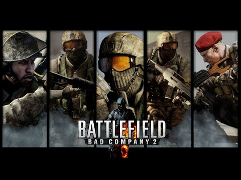 Battlefield Bad Company 2 Di Intel GMA 4500MHD