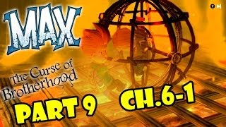 lets play max the curse of brotherhood mustachos dungeon xbox 1 gameplay ch 6 1