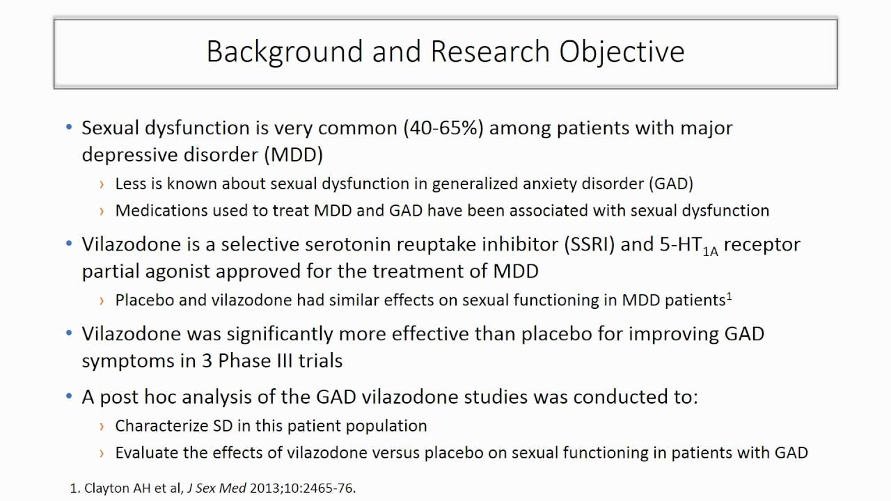 Ssri With Fewest Sexual Side Effects