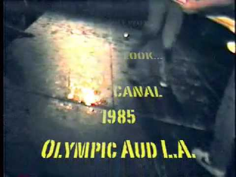 LOVE CANAL Olympic Aud L.A. 1985