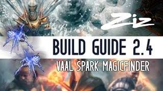 Path of Exile 2.4 - Currency Spawning Vaal Spark!