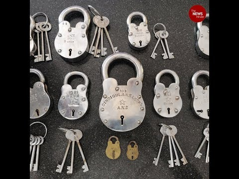 Dindigul's unique locks: Unlocking the history of a specialty craft