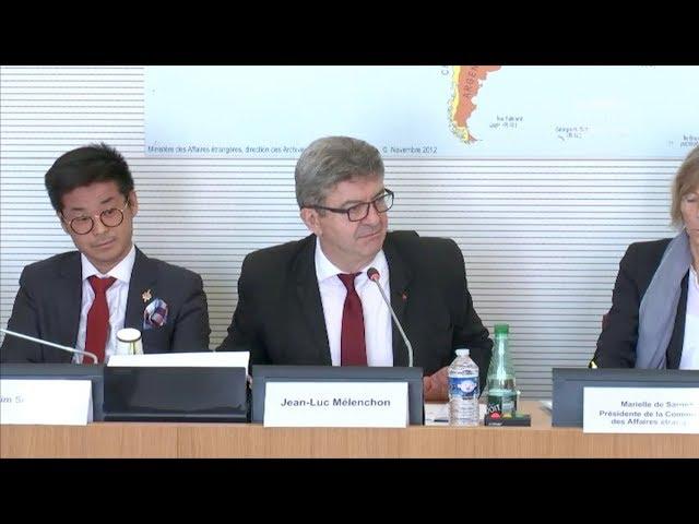 «MERS ET OCÉANS : QUELLE STRATÉGIE POUR LA FRANCE ?» - Discussion complète