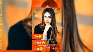 Female Version Sad + Love Song Full Screen WhatsApp Status Video | Punjabi Ringtone | Love Status 4U