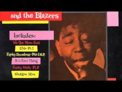 Dyke & The Blazers ~ Let a Woman Be a Woman and a Man Be a Man