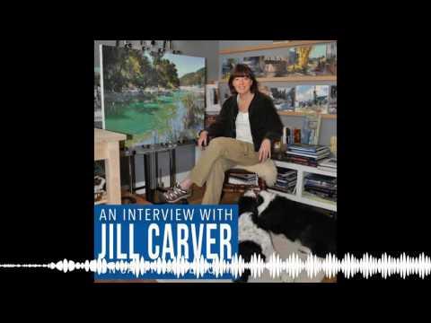 Plein Air Painter Jill Carver