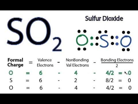 SO2 Lewis, Shape, Hybridization, Polarity, ... - YouTube