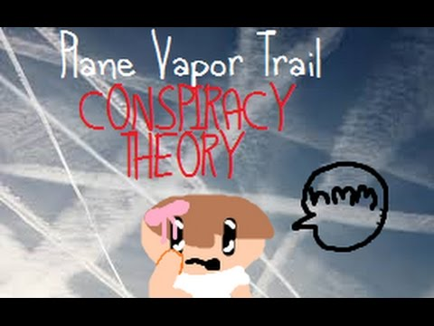 Plane Smoke Conspiracy Theory