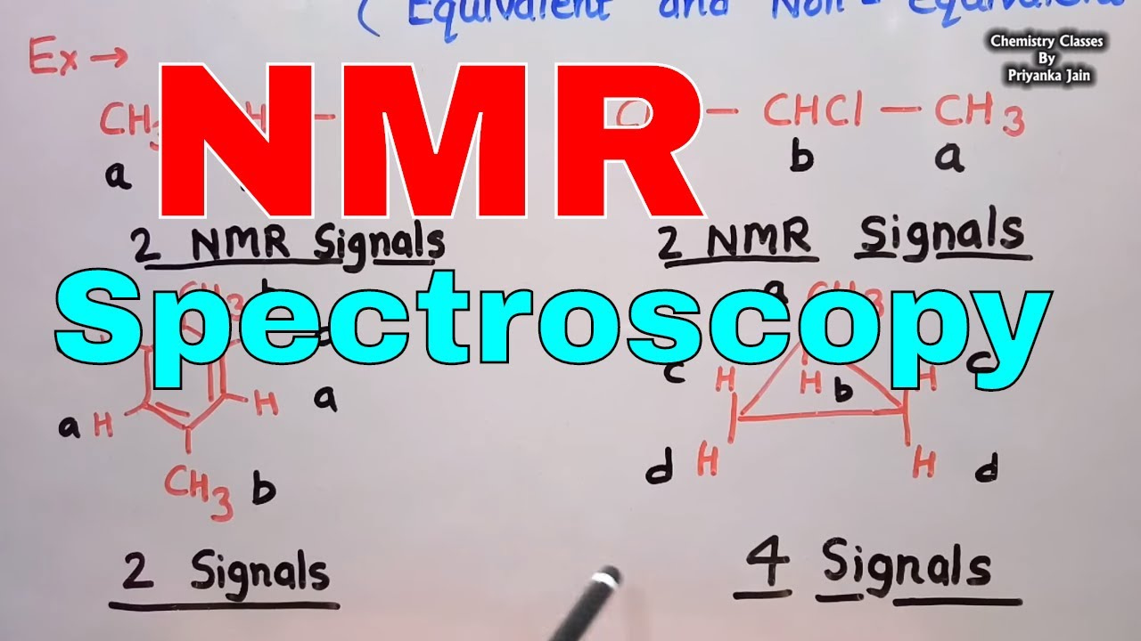 NMR Spectroscopy [nuclear magnetic resonance]