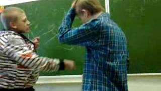 Урок физики 9класс(пародия)2часть
