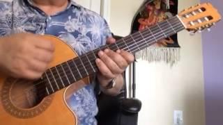 Baila Me Easy Guitar Lesson