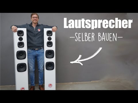 #1 High-End Lautsprecher Selbstbau | Da freut sich der Nachbar 😎 | Lets Bastel