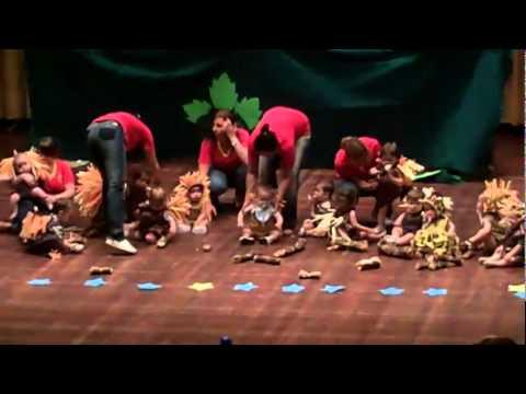 "Mi jardin"" Fiesta de fin de año 2010 - YouTube"