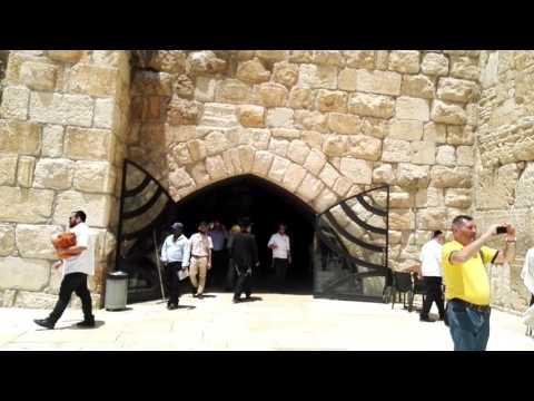 The Western Wall (Wailing Wall), Old City of Jerusalem, Israel