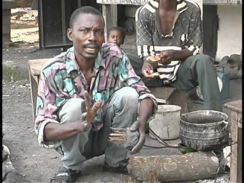 Asante Brass Casting
