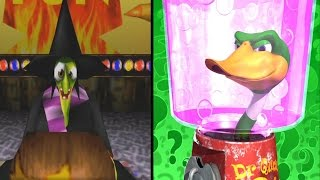 Evolution of Quizzes in Yooka Laylee and Banjo Kazooie Games