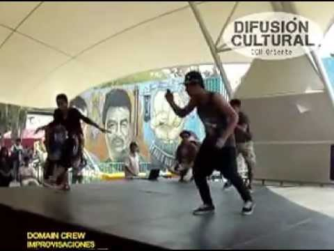 DOMAIN CREW IMPROVISACIONES HIP HOP Videos De Viajes