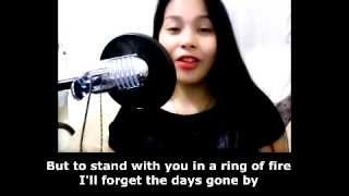 Download Video SNOW ON THE SAHARA - Anggun [COVER] by Damsel Dee MP3 3GP MP4