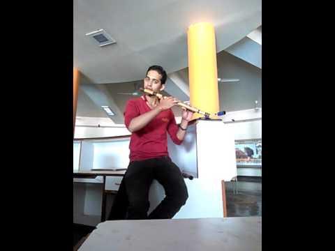 Mahabharat krishna tune on flute  golden...