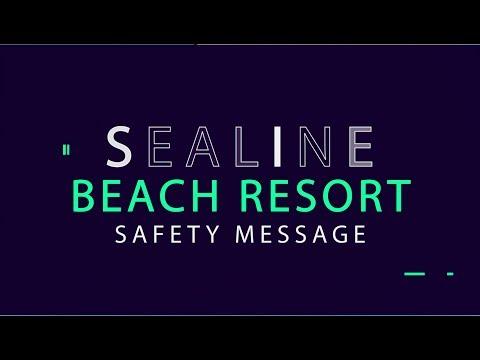 DICE Design Studio - Safety Message for Sealine Beach Qatar