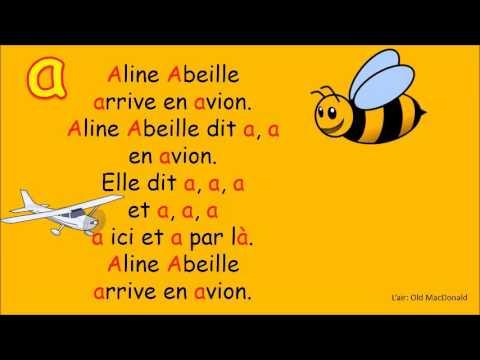 Aline Abeille  Phonétique Animée