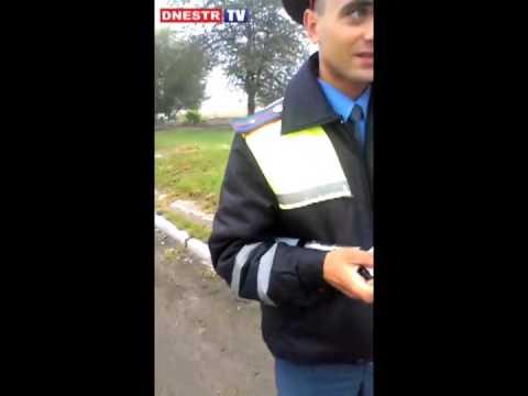инспектор ГАИ Андрей Мокряк: Не зли меня... или что такое приказ министра?!