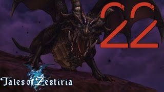 Tales of Zestiria Gameplay (English) in 60fps, Part 22: Dragon's Domain