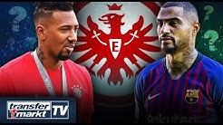 Boateng-Brüder bald vereint? Gerüchte um Eintracht Frankfurt   TRANSFERMARKT