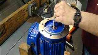 Powerwise Ink Pumps - Replacing the Bearing on a 6-2086 Motor