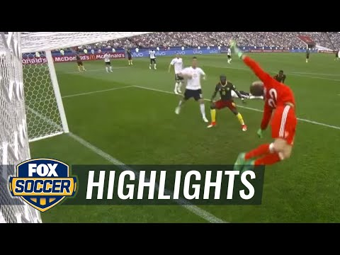 Top Five Saves of the Confederations Cup | 2017 FIFA Confederations Cup Highlights