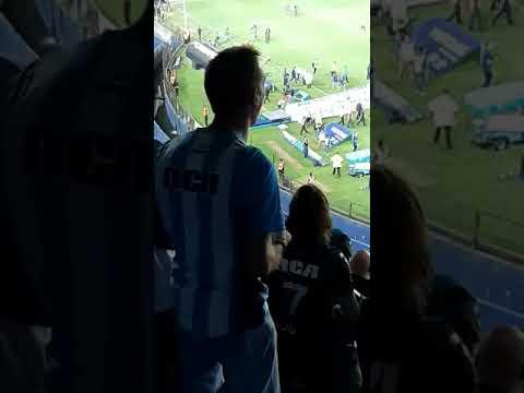 Fim de Jogo - Racing 1 x 0 Belgrano