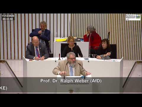 Prof. Dr. Ralph Weber: Die Corona-Maßnahmen vernichten sichere Arbeitsplätze!
