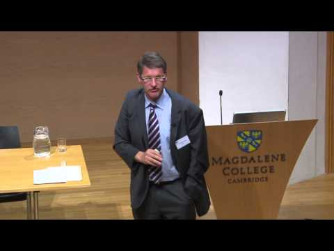 Challenges of Resource Efficiency for Companies and Supply Chains, Dr Richard Swannell, WRAP