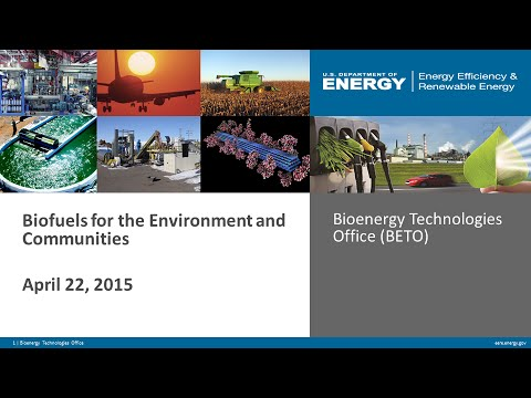 Biofuels for the Environment and Communities