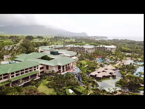 The Grand Hyatt Kauai Hotel on Poipu Beach Plus Best Things To Do in Kauai 2018
