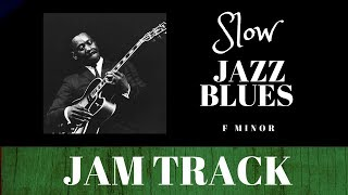 Скачать Slow Jazz Blues Backing Jam Track Fm