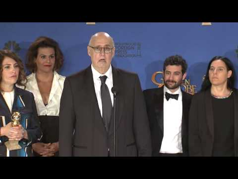 Jeffrey Tambor says Jill Soloway changed his life with 'Transparent'