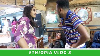 Ethiopia Vlog 3 Yod Abyssinia Amazing Culture Dances WOW !!! | Amena